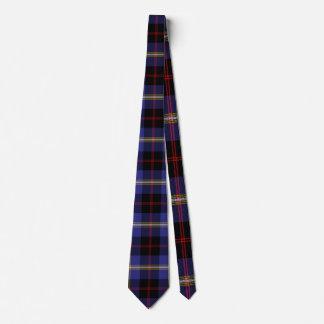 Clan Hill Tartan Tie