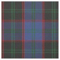 Clan Home Blue Black Red Green Scottish Tartan Fabric