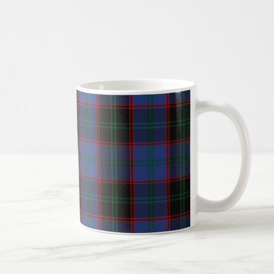 Clan Home Tartan Scottish Coffee Mug