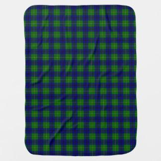 Clan Johnston Tartan Baby Blankets