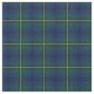 Clan Johnston Tartan Fabric