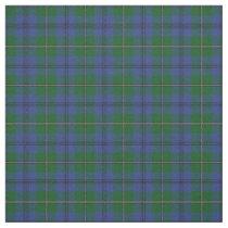 Clan Johnstone Johnston Scottish Tartan Plaid Fabric