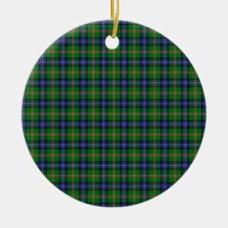 Clan Jones Tartan Christmas Ornament