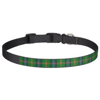 Clan Jones Tartan Pet Collar