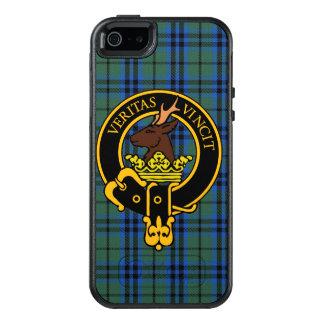 Clan Keith Crest & Tartan Phone Case
