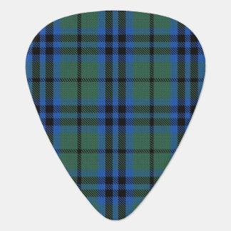 Clan Keith Sounds of Scotland Tartan Plectrum