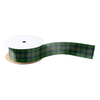 Clan Kennedy Tartan Satin Ribbon