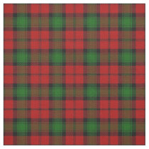 Clan Kerr Scottish Tartan Plaid Fabric