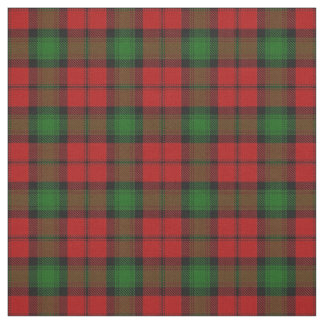 Clan Kerr Scottish Tartan Plaid Fabric