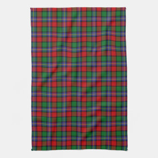 Clan Kilgore Tartan Tea Towel