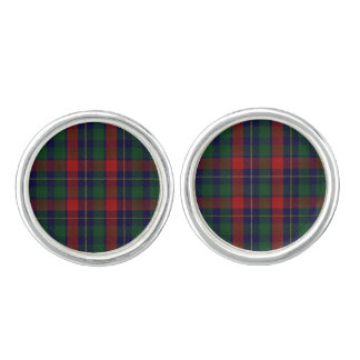 Clan Kilgour Plaid Cuff Links