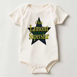 Clan Lamont Infant Organic Creeper