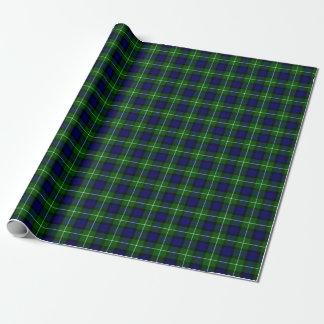 Clan Lamont Tartan Wrapping Paper