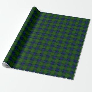 Clan Lauder Tartan Wrapping Paper