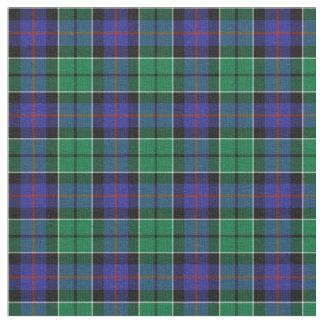 Clan Leslie Hunting Tartan Fabric