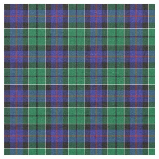 Clan Leslie Hunting Tartan Fabric