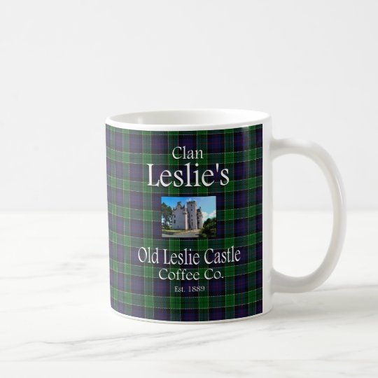 Clan Leslie's Old Leslie Castle Coffee Co. Coffee
