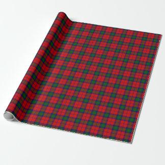 Clan Lindsay Tartan Wrapping Paper