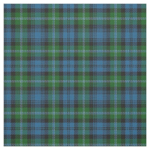 Clan Lyon Scottish Tartan Plaid Fabric