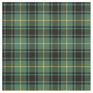Clan MacArthur Tartan Fabric