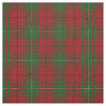 Clan MacAulay Scottish Tartan Plaid Fabric