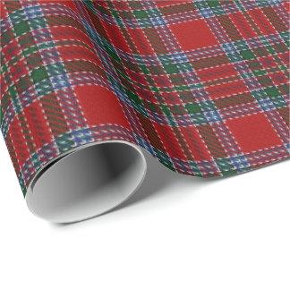 Clan MacBean MacBain Scottish Tartan Wrapping Paper