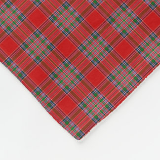 Clan MacBean Tartan Fleece Blanket