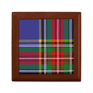 Clan MacBeth Tartan Gift Box