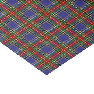 Clan MacBeth Tartan Tissue Paper