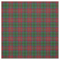 Clan MacCulloch Scottish Tartan Plaid Fabric