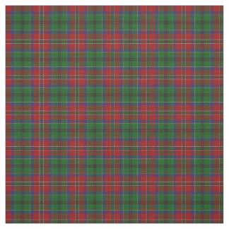 Clan MacCulloch Scottish Tartan Plaid Fabric