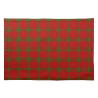 Clan MacDonald Of Sleat Tartan Placemat