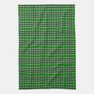 Clan MacDonald Of The Isles Ancient Tartan Tea Towel