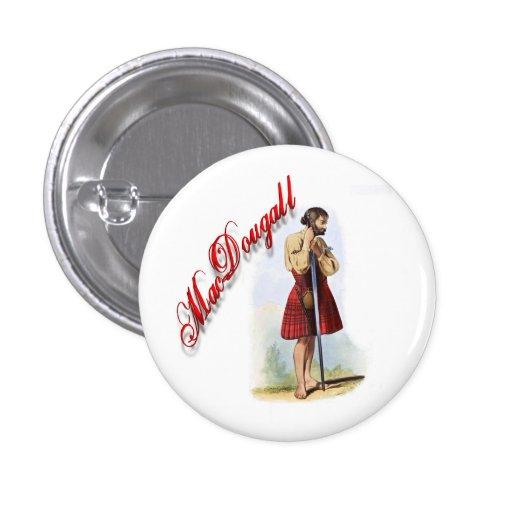 Clan MacDougall Scottish Dream Button