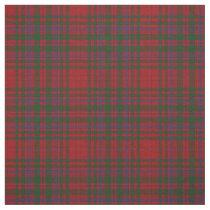Clan MacDougall Scottish Tartan Plaid Fabric