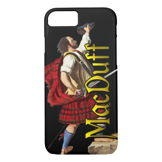 Clan MacDuff Old Scotland Case