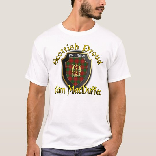 Clan MacDuffee Scottish Proud Shirts