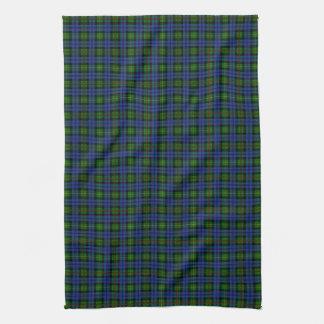 Clan MacEwan Tartan Towel