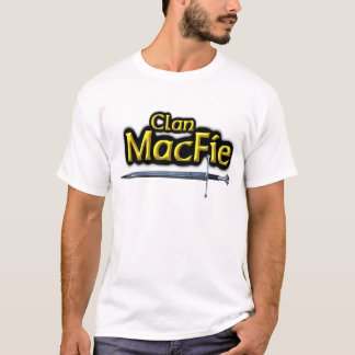 Clan MacFie Inspired Scottish T-Shirt