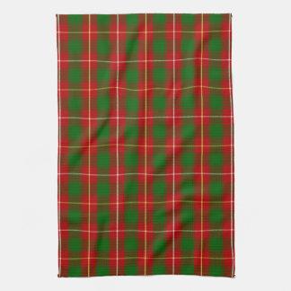Clan MacFie Tartan Kitchen Towel