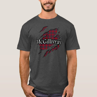 Clan MacGillivray McGillivray Tartan Spirit Shirt