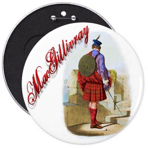 Clan MacGillivray Scottish Dream Button