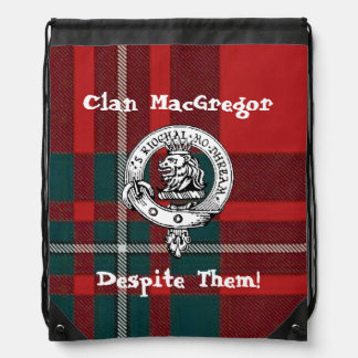 Clan MacGregor Despite Them Backpack