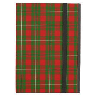 Clan MacGregor Tartan Case For iPad Air