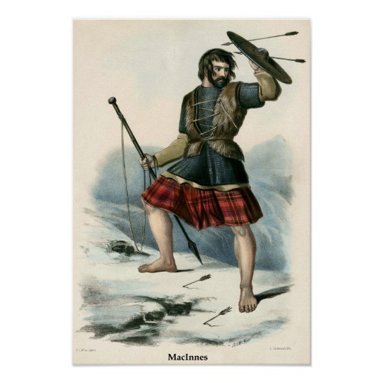 Clan MacInnes Poster
