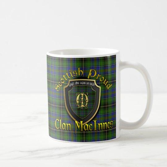 Clan MacInnes Scottish Proud Cups Mugs
