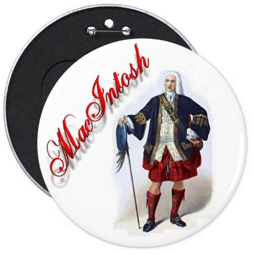 Clan MacIntosh Scottish Dream Button