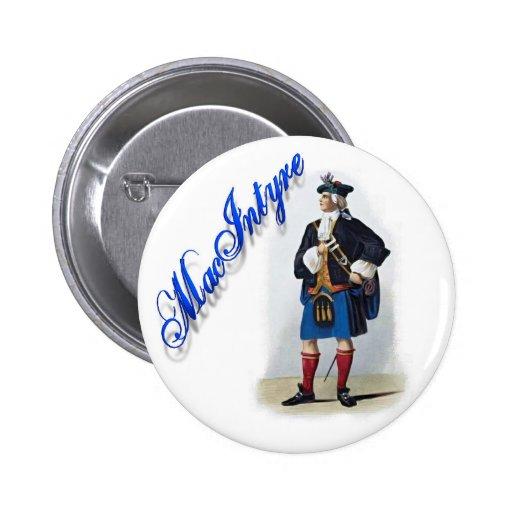 Clan MacIntyre Scottish Dream Button