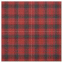 Clan MacIver Scottish Tartan Plaid Fabric