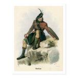 Clan Mackay Postcards